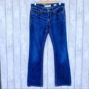 BKE Payton Bootcut Medium Wash Denim Jeans 30L